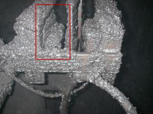 Датчик магнитогерконовый, загрузка, ш. Героев Космоса, ДТЭК
