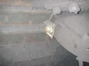 Control position sensor, loading, Geroyev Kosmosa mine, DTEK