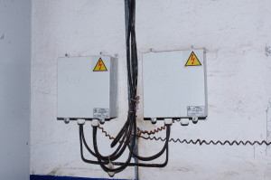 Контролер зв'язку, відмітка +54 м., ш. Жовтнева, КЗРК